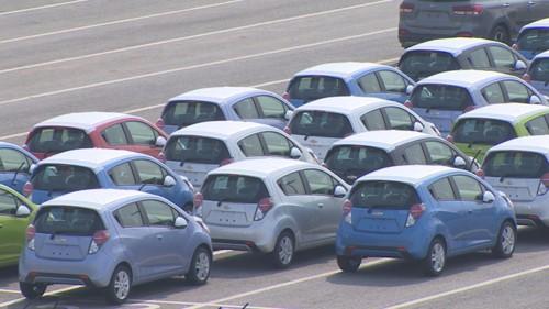 韩7月汽车生产和出口双双大增