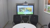 韩统一部举办离散家属视频团聚试演会