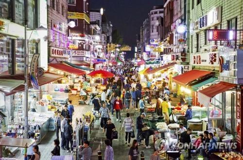 韩国步入多元文化社会 外籍居民占比4%
