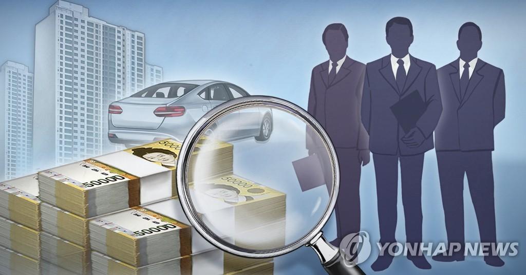 韩国高级公务员平均财产750万元 - 1