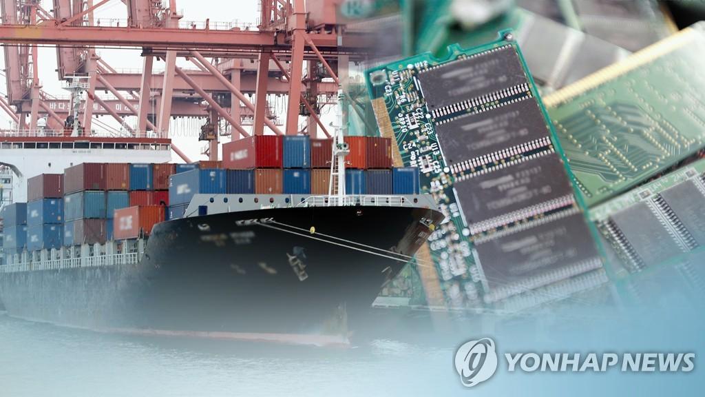 详讯:韩5月国际收支经常项目顺差49.5亿美元
