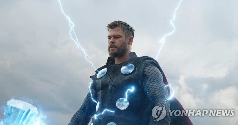 韩国票房:《复联4》创美片在韩观影破1200万最快纪录