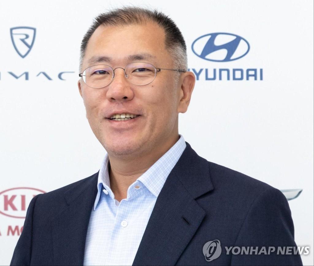 现代汽车会长长子郑义宣接班董事长