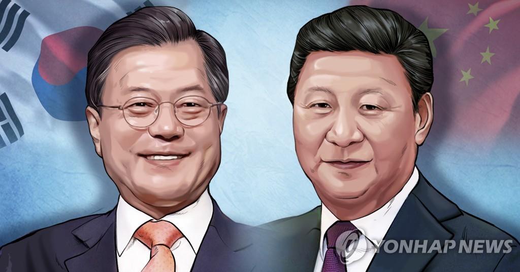 韩美首脑会谈结束 习近平何时访韩引关注