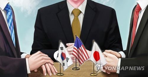 韩美日情报首长今聚首首尔讨论朝鲜问题