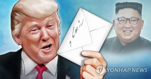 金正恩致特朗普信中有趣之处引猜测