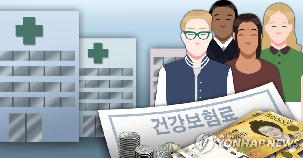 韩国医保新法生效 外籍居民须参保
