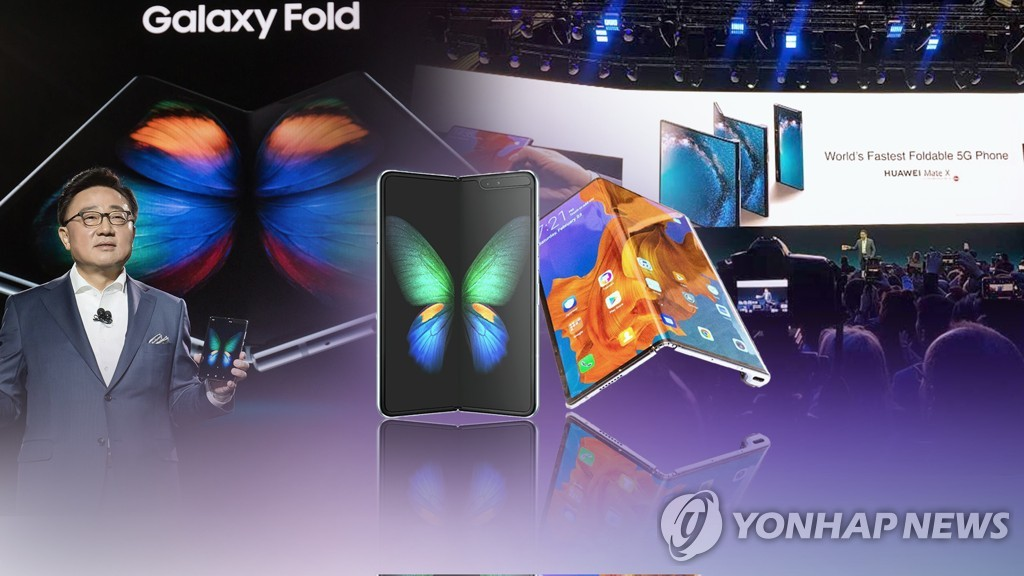 三星折叠屏手机Galaxy Fold将于9月面市