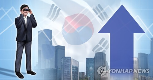 韩国2020年GDP有望重返世界前十