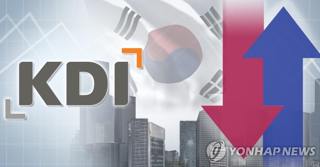 韩智库预测韩国经济增长率最差可跌至-1.6%