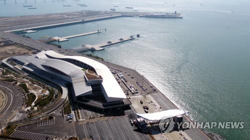 韩国仁川港新国际客运站将于6月中旬启用