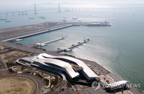 仁川港新国际客运站推至明年6月开放