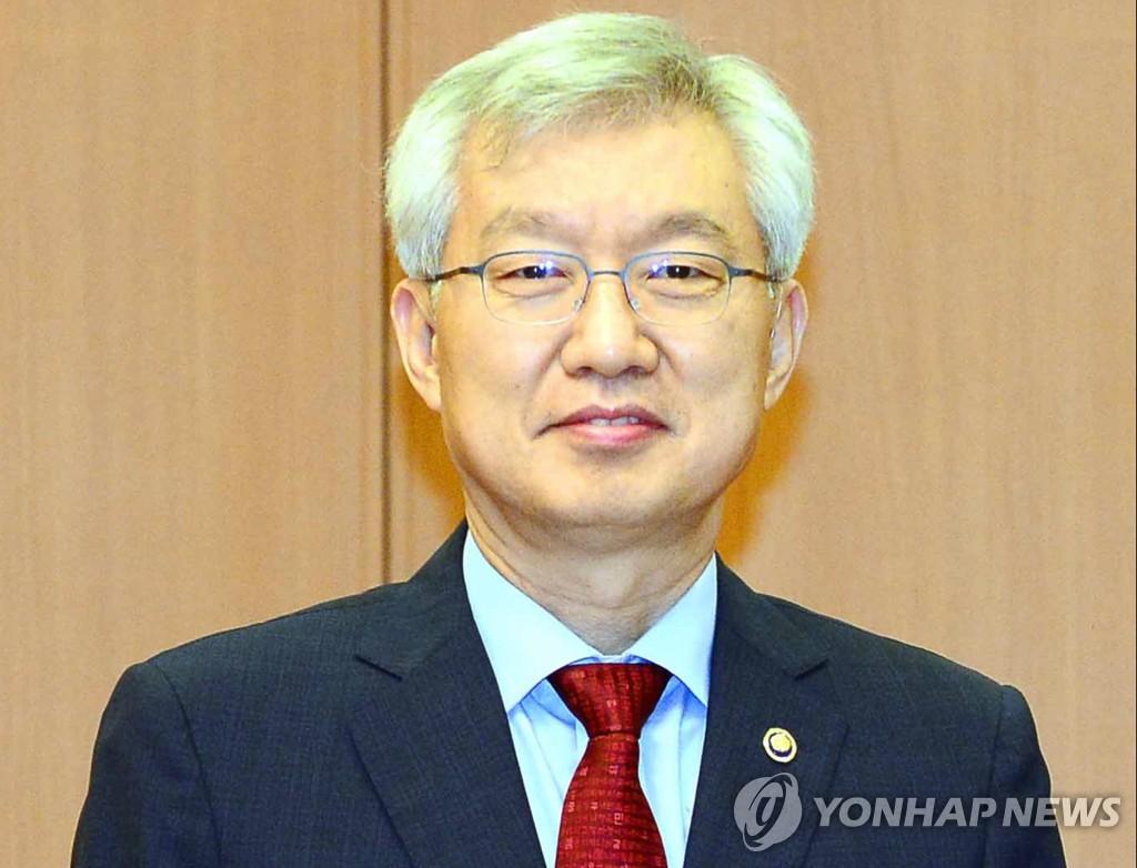 资料图片:李泰鎬 韩联社/外交部供图