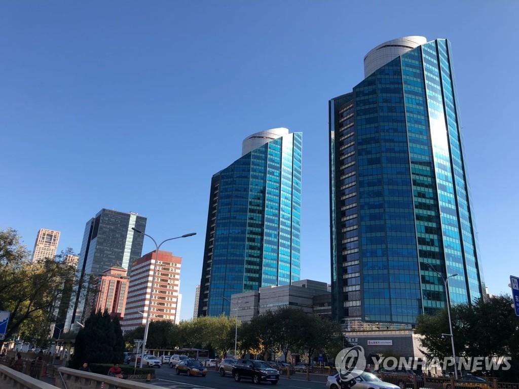 LG电子以80亿元售出北京双子座大厦