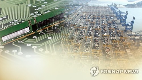 韩国2019年半导体出口比重下滑汽车上升