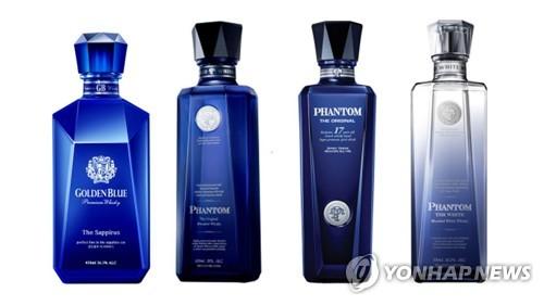 韩国威士忌高墩宝露加紧开拓海外市场