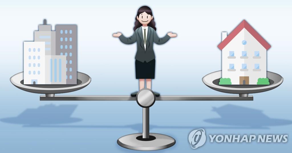 韩地方居民在男女分担家务上行动跟不上意识