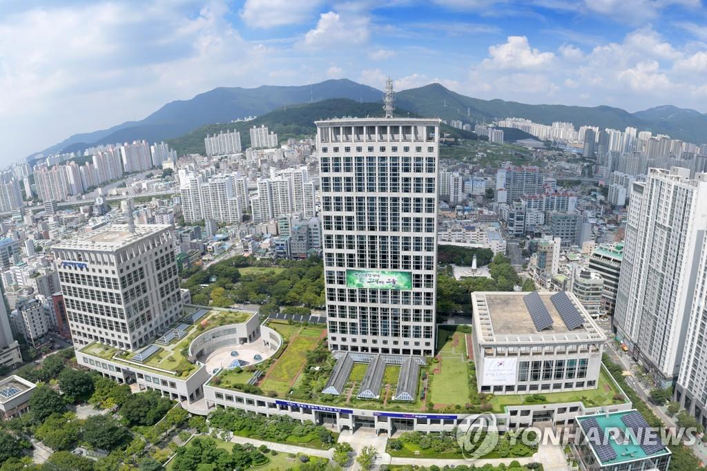 韩国釜山市向中国姐妹城市捐赠175万元救护物资