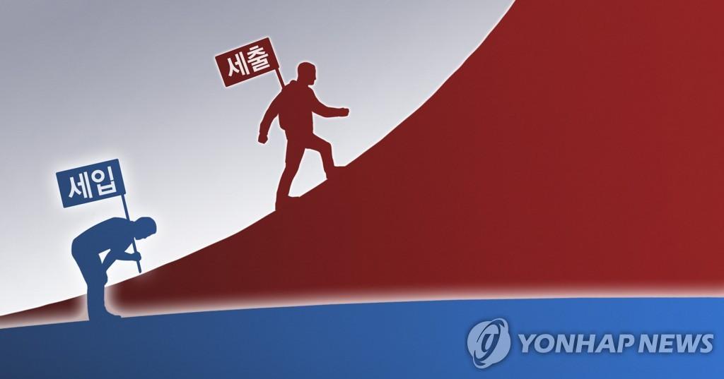 韩国2019年国家债务10万亿元