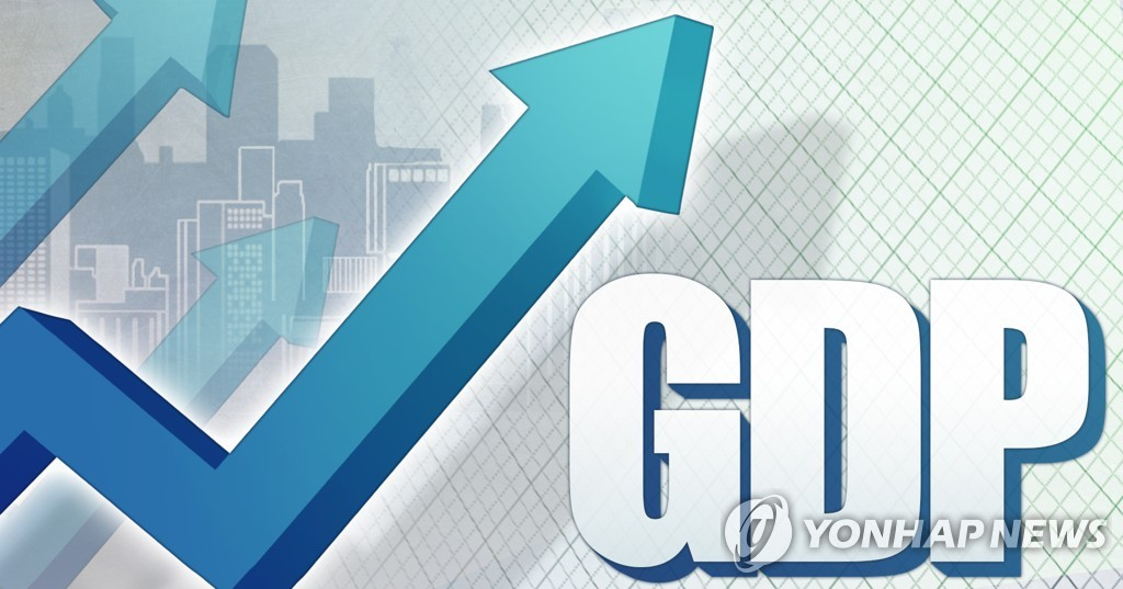 详讯:韩国2021年第一季GDP环比增1.6%