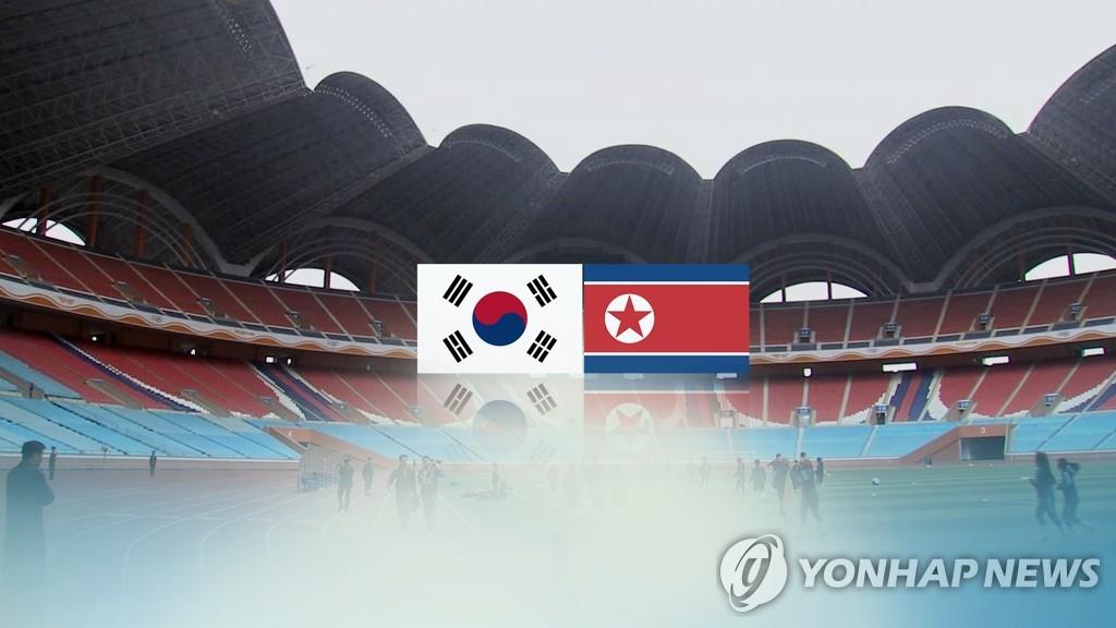 韩国关注朝鲜对世预赛拉拉队访朝的态度