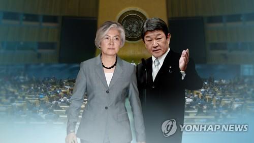 详讯:韩日外长会本周在纽约举行