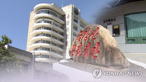 消息:朝鲜要求韩方2月内拆完金刚山内设施