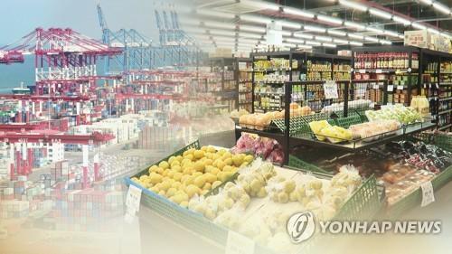 韩智库评估经济形势连续8个月低迷不振