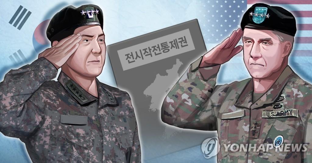 消息:韩美联演下周举行 预备演习今启动