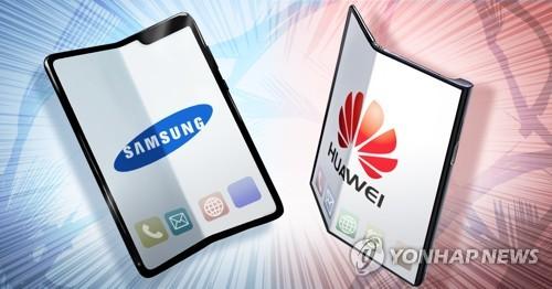 全球折叠屏手机大战即将揭幕 三星售价或不到1万元