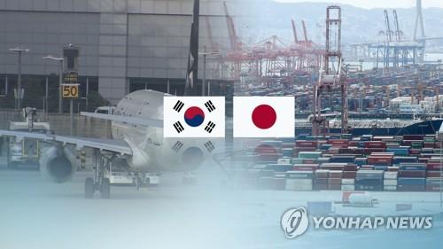 日本限贸后对韩出口降幅为韩国对日出口降幅2倍