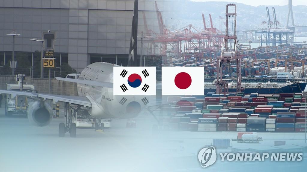 日本限贸后对韩出口降幅为韩国对日出口降幅2倍 - 1