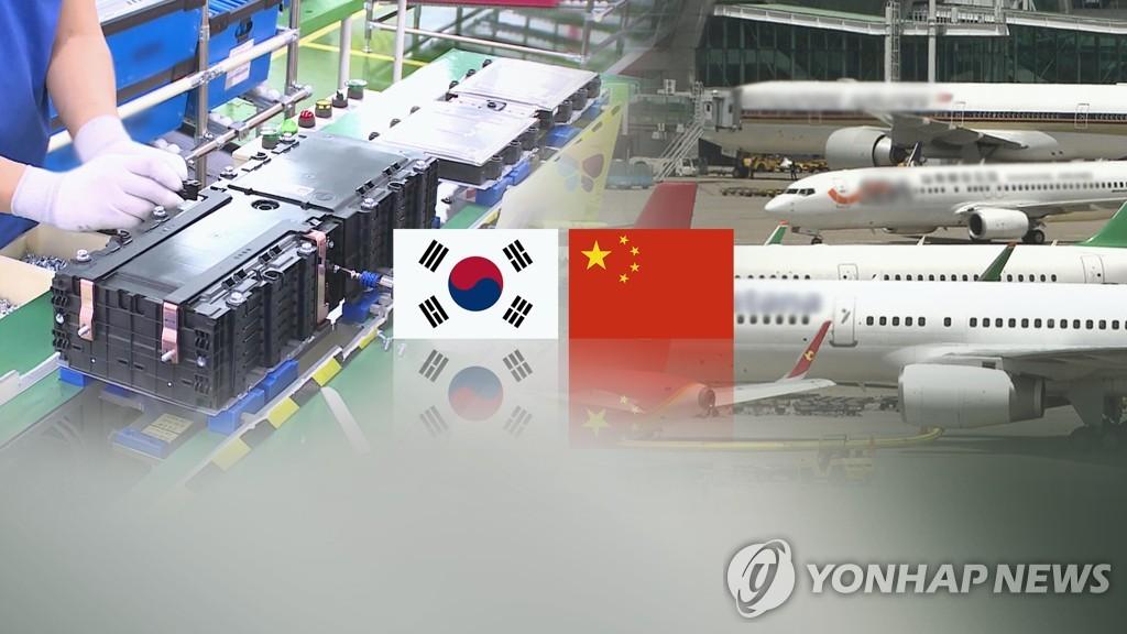 韩中企业家快速通道制度5月起实施