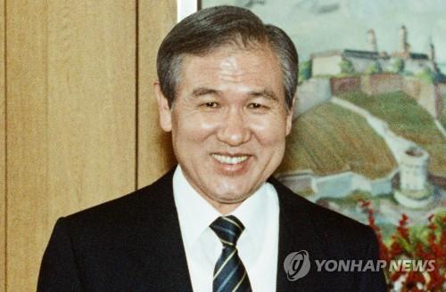 韩前总统卢泰愚临终遗言公开