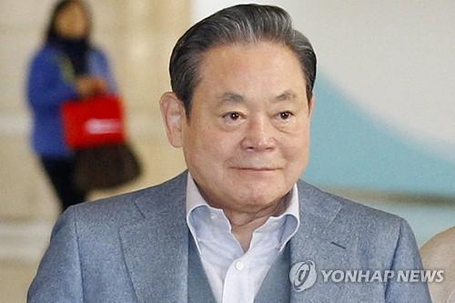 三星会长李健熙卧病7年 将在医院迎78岁生日