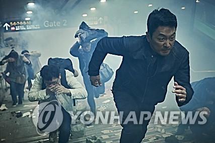 韩国票房:《白头山》连续18天登顶票房榜