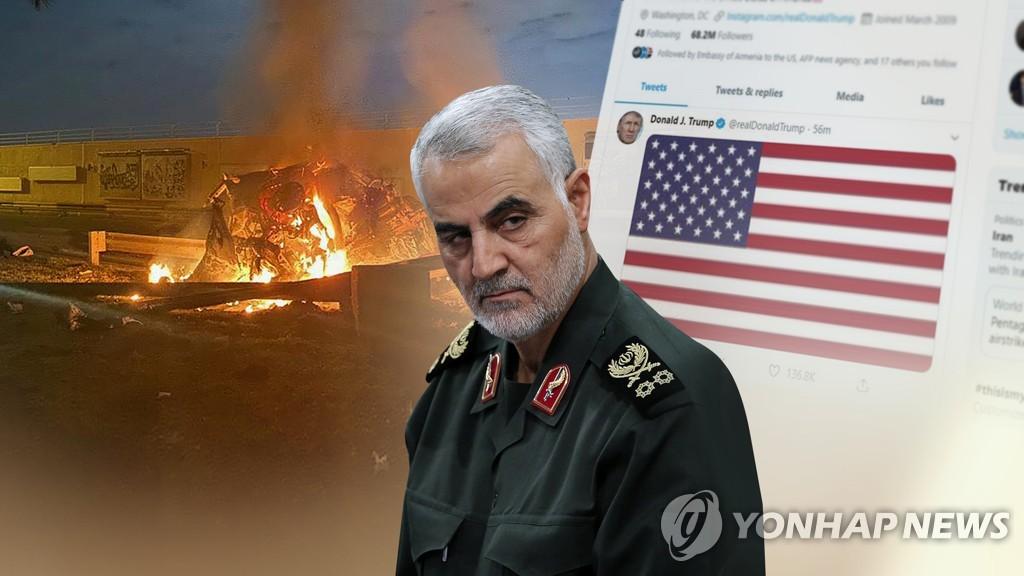 韩青瓦台开国安会斟酌出兵霍尔木兹