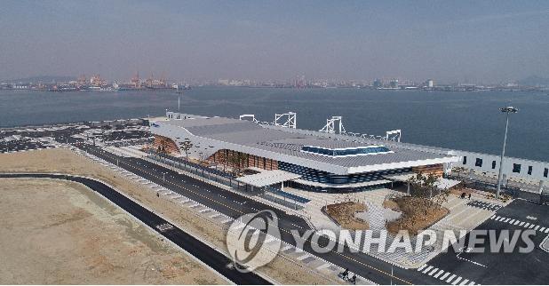 仁川两条邮轮母港航线因新冠疫情取消