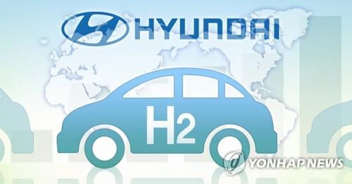 现代氢能车市占率上半年重返全球第一