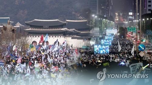 调查:九成韩国人认为国内政治纠纷严重