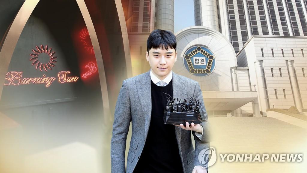 BIGBANG前成员胜利被检方不捕直诉