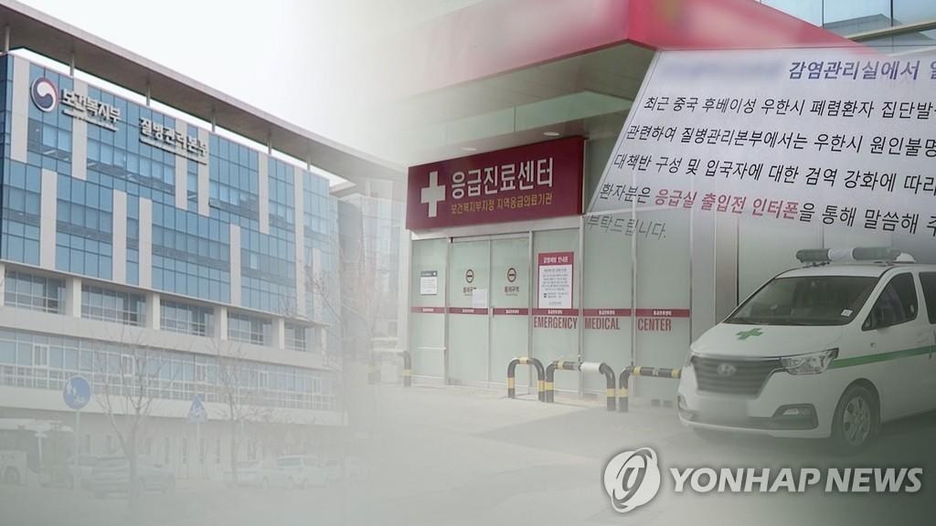 韩国又有1例新冠病例今将治愈出院 累计4例