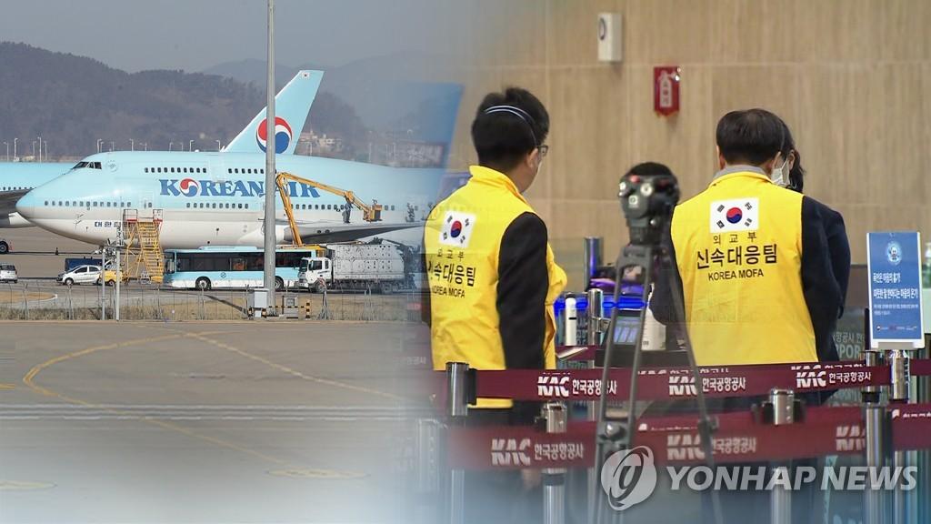 韩政府将为驻留武汉侨民提供防疫物品
