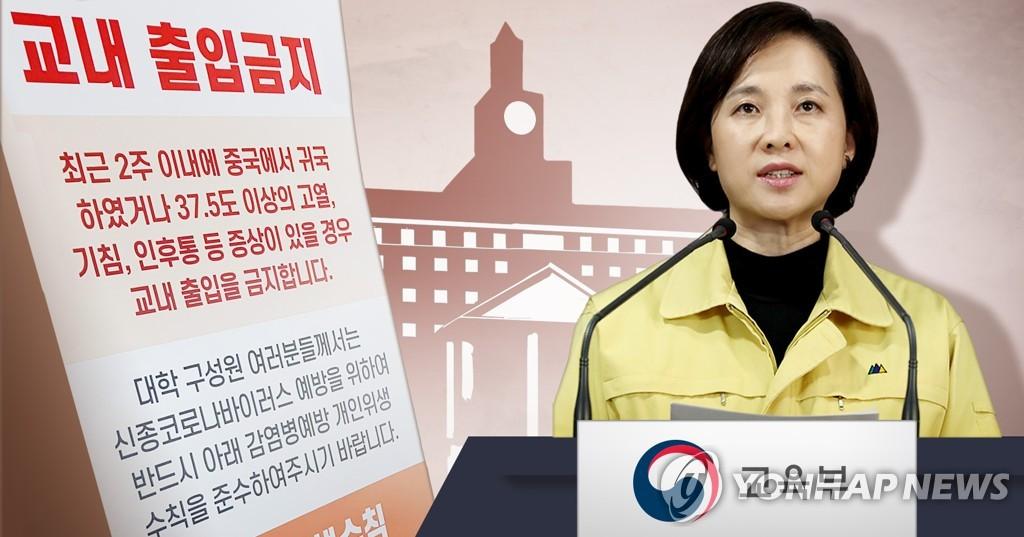 韩教育部调查外籍中小学生近期访华与否