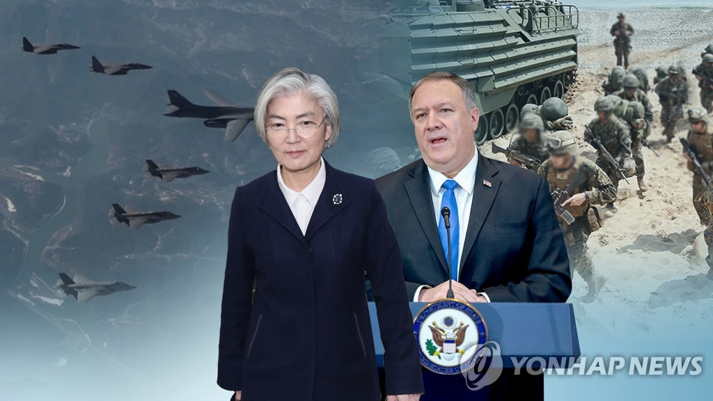 韩外交部:韩美高层就防卫费协定进行磋商