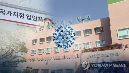 详讯:韩国新增1例新冠病毒死亡病例 累计6例