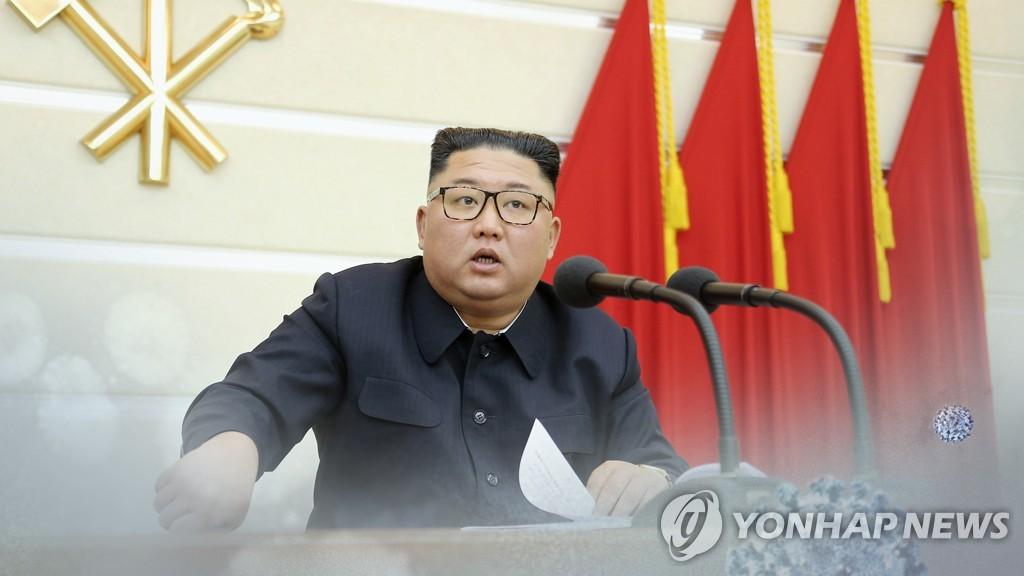 朝媒呼吁民众拥护金正恩领导