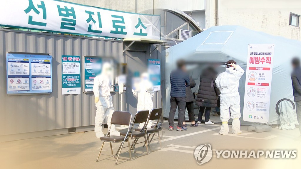 韩国新冠疫情死亡率为0.6% 高龄超4%