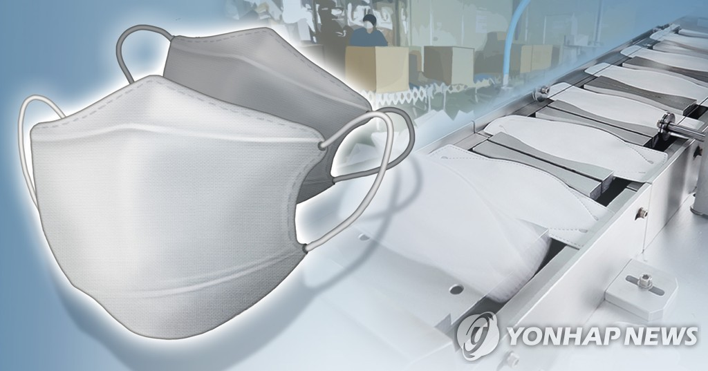 韩国修法禁止在疫情期间出口医疗物资