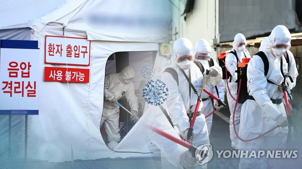 简讯:韩国新增483例新冠确诊病例 累计6767例